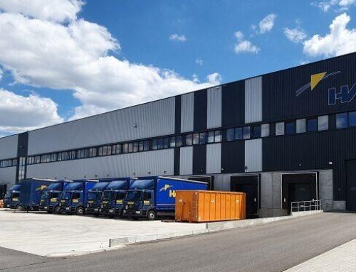 Neue Logistik bei HAAF geht mit COGLAS innerhalb von vier Wochen live